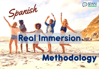 real immersion methodology