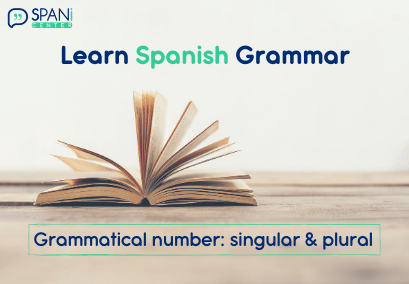 spanish grammatical number